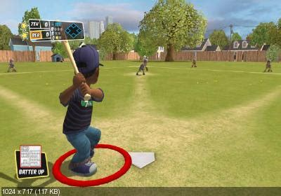pc backyard sports sandlot sluggers
