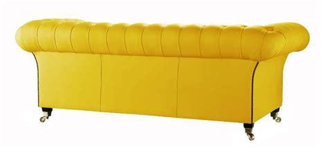 butter yellow leather sofa butter yellow leather sofa cabinets beds sofas and