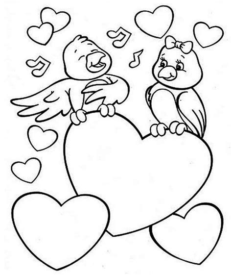 valentines day coloring pictures best s day coloring pictures printables hug2love