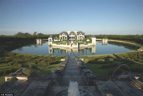 House With A Moat | live like medieval royalty florida mansion comes with own