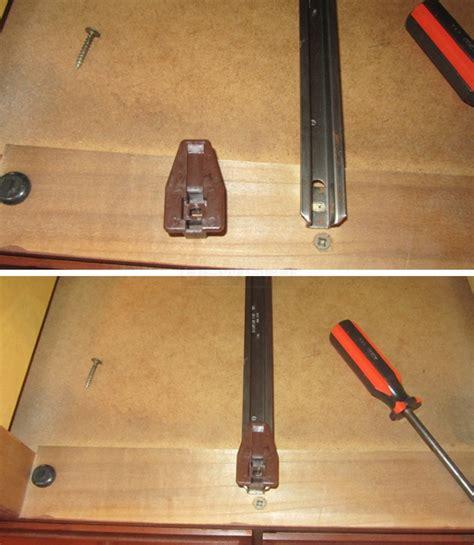 Bedroom Dresser Drawer Slides Drawer Slide Part Swisco