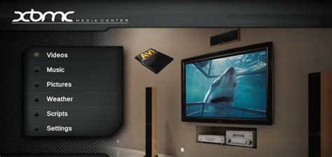 format video xbmc xbmc showing avi files