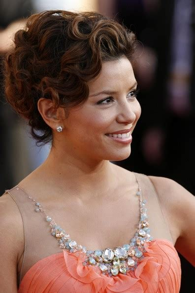 upsweep hairstyles how tos eva longoria red carpet hairstyles