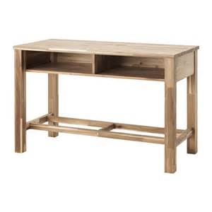 Ikea Kitchen Bar Table Ikea Skogsta Bar Table Solid Wood Is A Durable Material Which Can Be Sanded And