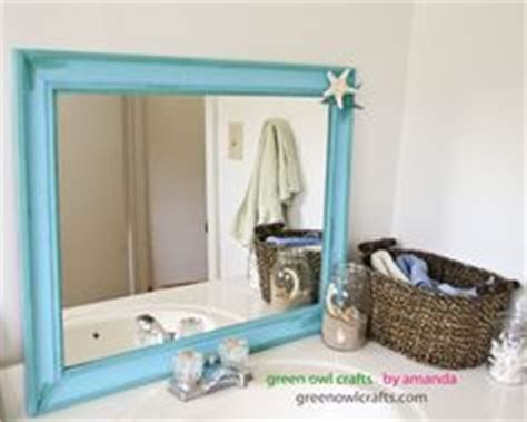 beach themed bathroom mirrors beach theme bathroom on pinterest beach bathrooms beach