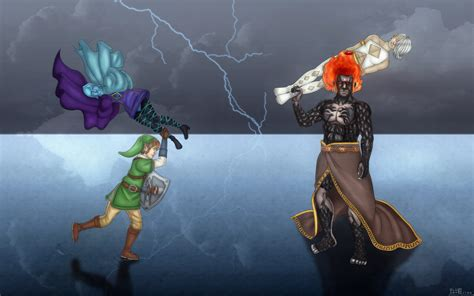 skyward sword skyward sword demise wallpaper