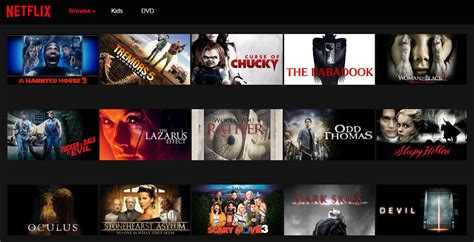 is netflix the best 25 horror flicks to on netflix this