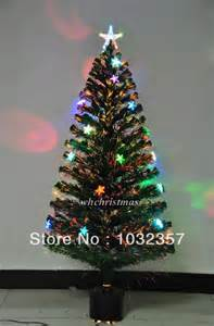 free shipping 5 feet fiber optic christmas tree hot sale