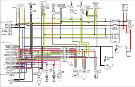 harley softail wiring diagram signal relay further harley