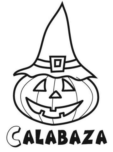 imagenes de calabazas de halloween para imprimir dibujos halloween para colorear imprimir y recortar