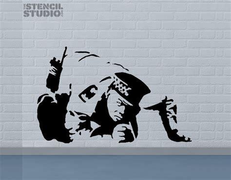 awesome graffiti spraypaint stencils