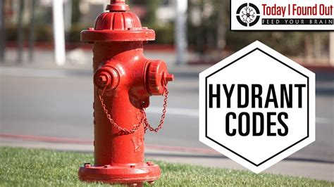 hydrant colors hydrant colors actually something
