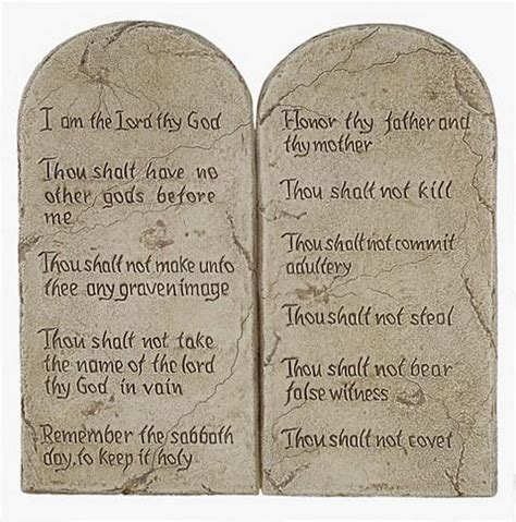 Hostess Gifts For Baby Shower by Ten Commandments Buy A Replica Ten Commandments From