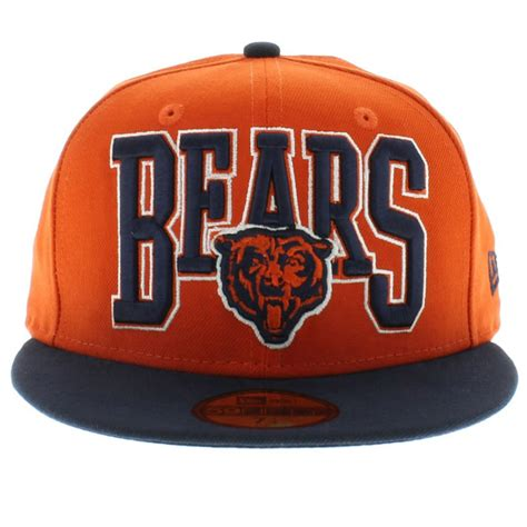 chicago colors chicago bears 2tb 59fifty craniumfitteds