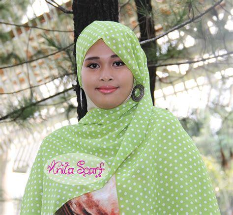 tutorial pashmina cashmere hijab warna warni ala anitascarf tutorial pashmina by