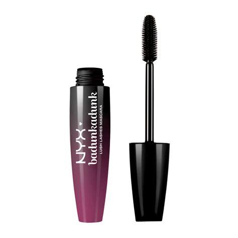 Mascara Nyx nyx professional makeup lush lashes mascara badunkadunk
