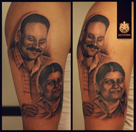 tattoo nightmares dad portrait pin by yogesh waghmare on leo t a t t o o s pinterest