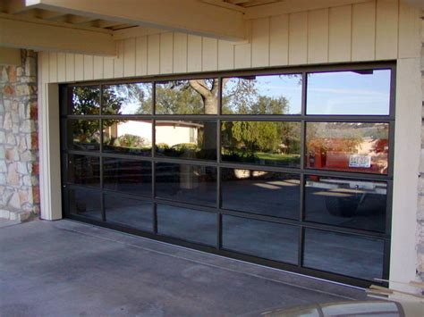 Cowart Door Full View Garage Doors Contemporary View Garage Door
