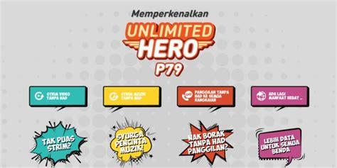 bug baru indosat unlimited 2018 pelan baru u mobile unlimited hero p79 dapat spotify