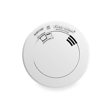 10 Year Smoke And Carbon Monoxide Detector - alert 174 10 year smoke and carbon monoxide alarm bed