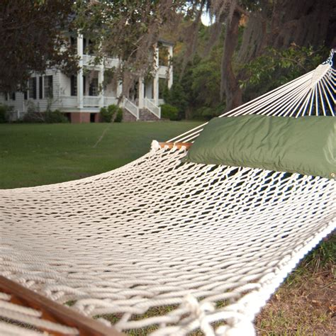Pawley Island Hammocks hammocks presidential polyester rope hammock on sale