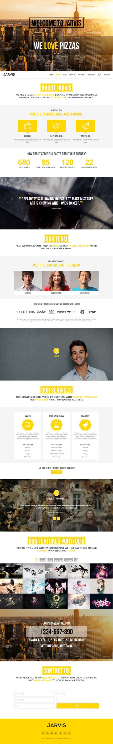 drupal themes best 2014 5 best responsive drupal one page themes in 2014