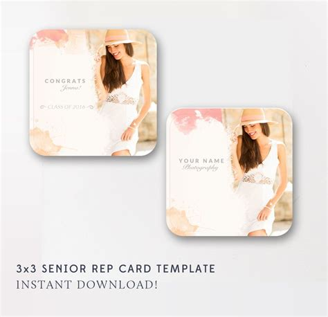 whcc card templates 3x3 senior rep card template whcc senior referral card