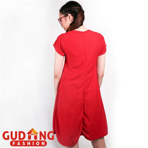 Baju Terusan Wanita baju terusan wanita terbaru babat merah drs 09 gudang
