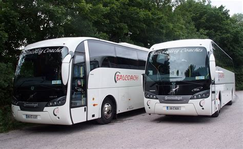 Volvo Buses Volvo B7r Coach Allaboutbuses