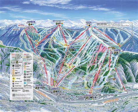 usa ski resort map skisafari vail resorts evergreen lodge vail 28 11