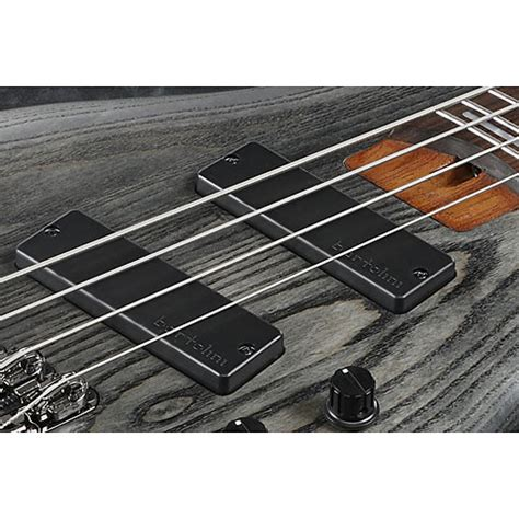 ibanez fanned fret bass ibanez srff800 bks fanned frets 171 e bass