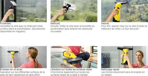 Lave Vitre Karcher 240 by Nettoyeur De Vitres Karcher Wv 2 Premium Homeline
