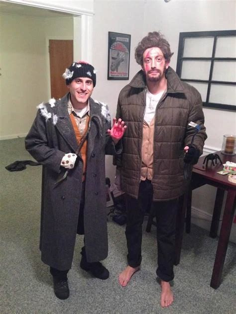 Dress Marv merv and harry home alone fancy dress home and home alone