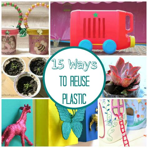7 Ways To Re Use Plastic Bottles by 15 Ways To Reuse Plastic Planet Smarty