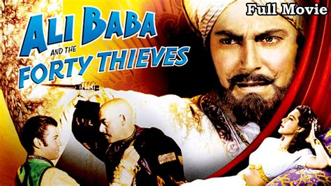 alibaba film alibaba and forty thieves 1954 full hindi movie