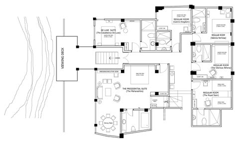 layout for hotel rm layout