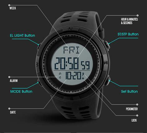 Jam Tangan Pria Swiss Army Elegan Tissot Fossil G Shock skmei jam tangan digital sporty pria 1295 black