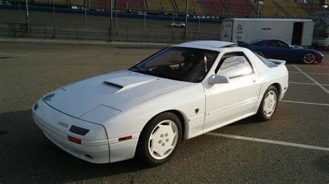 Mazda Rx7 Sale by Limited Edition 1988 Mazda Rx 7 Turbo 10th Anniversary For