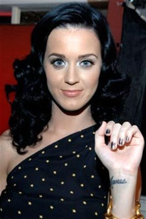 katy perry jesus tattoo katy perry s wrist jesus tattoo