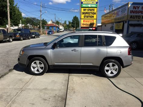 Jeep Compass Used For Sale Used 2016 Jeep Compass Sport Awd Suv 16 490 00