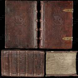 Antique Bookcase Texture Png Book Medieval Old