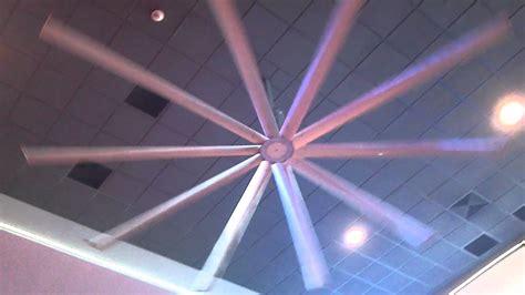 World S Largest Ceiling Fan Youtube