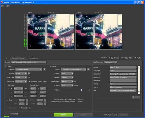 adobe premiere pro live stream justin k reeve live streaming now available
