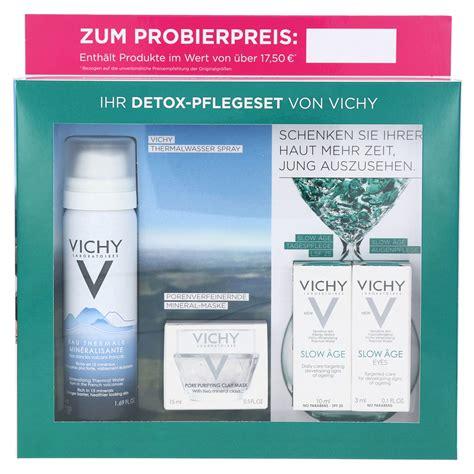 Detox Dt Set by Erfahrungen Zu Vichy Age Detox Set 1 Packung Medpex