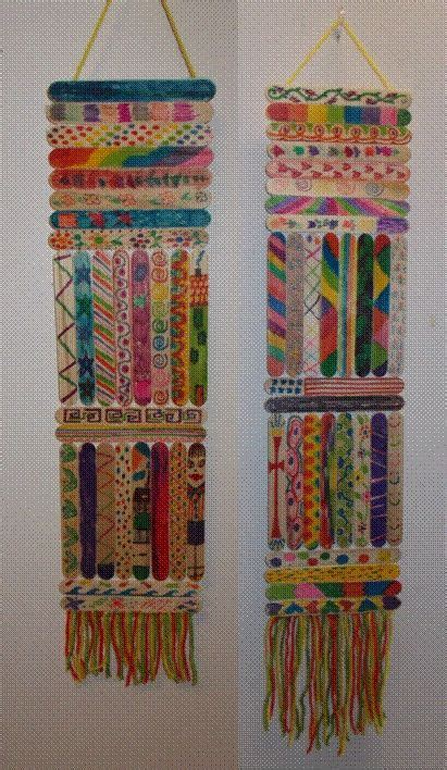 Handmade Wall Hanging Ideas - 1000 ideas about handmade wall hanging on