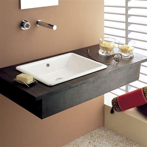 lavandino bagno incasso lavabi incasso lavabo incasso gaia 50