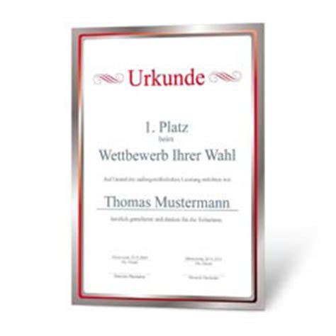 Moderne Urkunden Vorlagen Urkunden Erstellen Gestalten Und Drucken