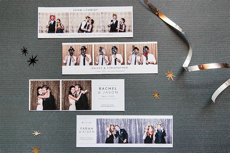 photo booth layout maker photo booth templates modern minimalist collection