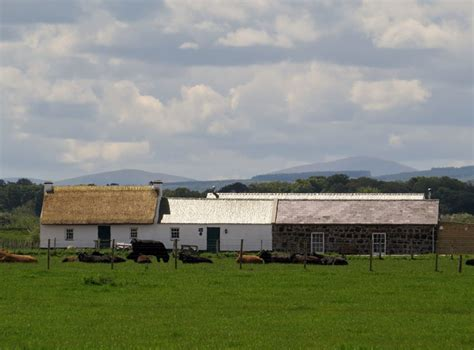 Northern Ireland Cottages by Self Catering Accommodation Northern Ireland 183 Thatched