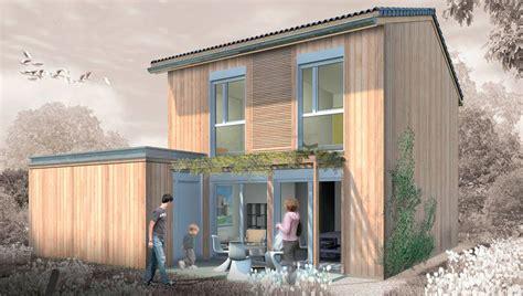 Maison En Bois Modulable by Constructeur Maison Bois Modulaire Ventana